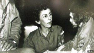 Celia Sanchez et Che Guevara