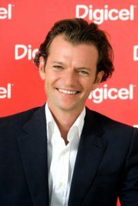 Maarteen Boute, PDG de Digicel