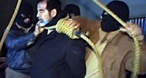 L'exécution de Saddam
