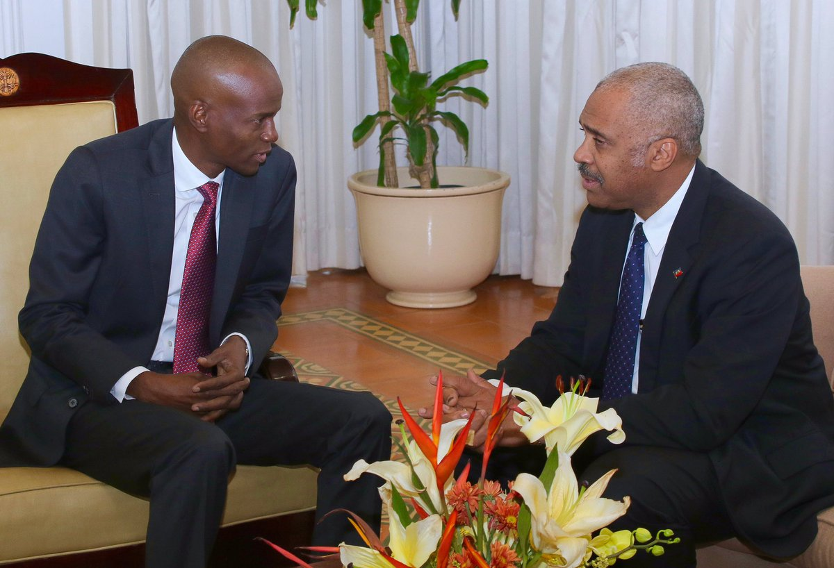 Who is Haiti's New Prime Minister Nominee, Dr  Jack Guy