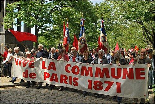 Convergence des luttes. Appel au 5 mai. La Fête à Macron !  Commune-de-Paris