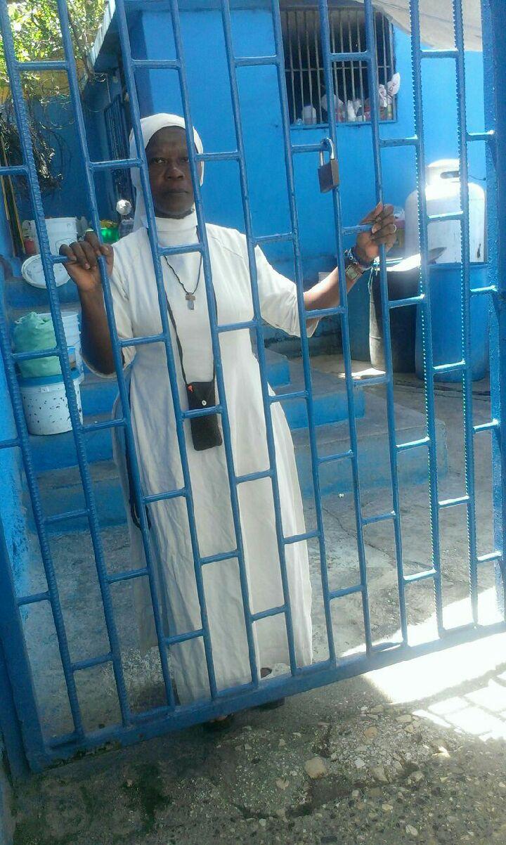 Sister Dona in Prison
