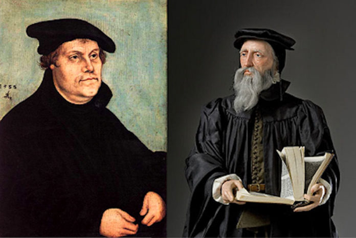 an introduction to the life of martin luther and john calvin Martin luther: 16-3-2018 martin luther: do their similarities outweigh an introduction to the life of martin luther and john calvin their differences martin halfbreed campbell essays maria luther believed in the need for.