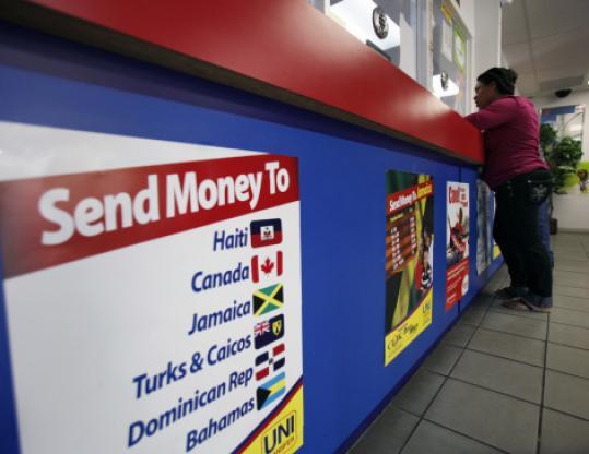 From International Money Transfer
